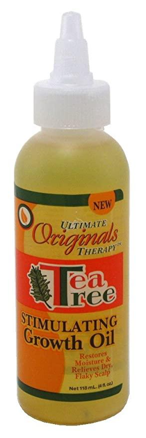 TEA TREE STIMULATING GROWTH OIL
