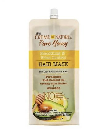 SMOOTHING & FRIZZ CONTROL HAIR MASK