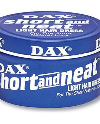 SHORT AND NEAT LIGHT HAIR DRESS
