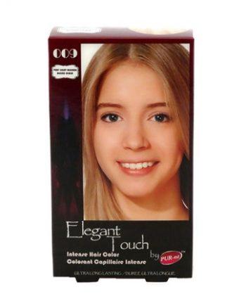 INTENSE HAIR COLOR 009 VERY LIGHT BLONDE